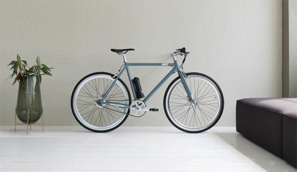 AM1: een betaalbare, stijlvolle elektrische fiets
