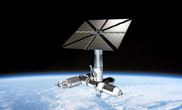 Boek nu alvast een overnachting op de opvolger van het ISS