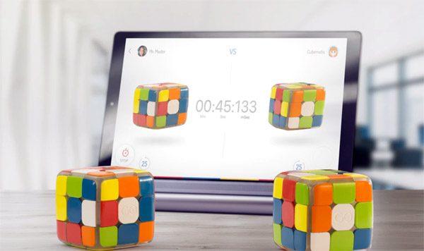 GoCube: een Rubik's kubus met moderne trekjes
