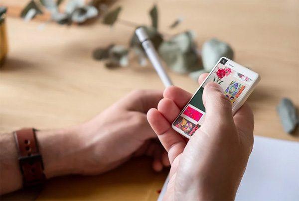 Minima: een kleine maar verfijnde smartphone