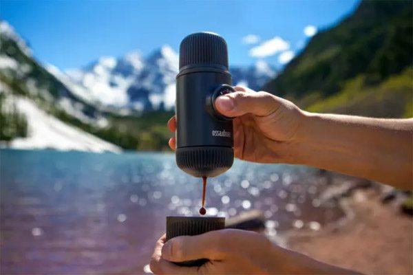 Nanopresso: altijd en overal een bakkie espresso