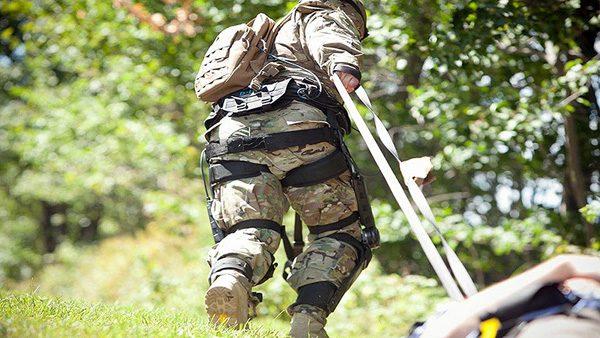 Onyx: een exoskelet van Lockheed Martin voor het leger van de VS