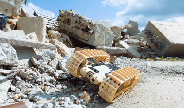 Dit zijn de robots die in actie komen bij rampen in de VS