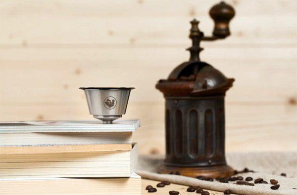 Hervulbare cups voor Dolce Gusto verminderen de afvalberg