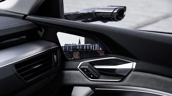 Nieuwe Audi heeft camera's als alternatief voor zijspiegels