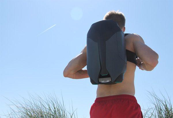 Cuda: een jetpack voor onder water
