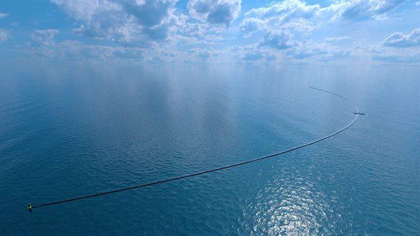 Zo gaat het Nederlandse The Ocean Cleanup de oceanen zuiveren