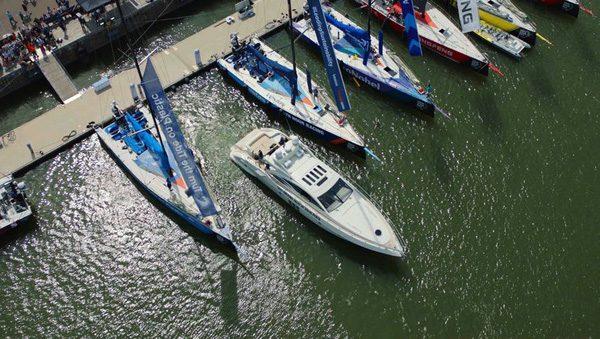 Indrukwekkend systeem van Volvo meert automatisch je boot aan