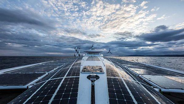Energy Observer: 's werelds eerste schip op waterstof
