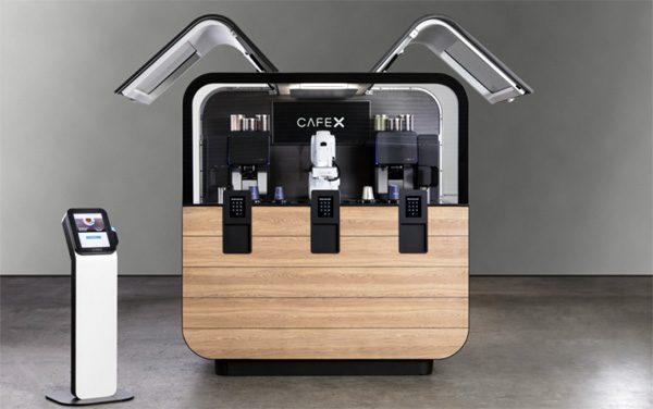 Cafe X: een koffiezaak waar robots jouw koffie bereiden