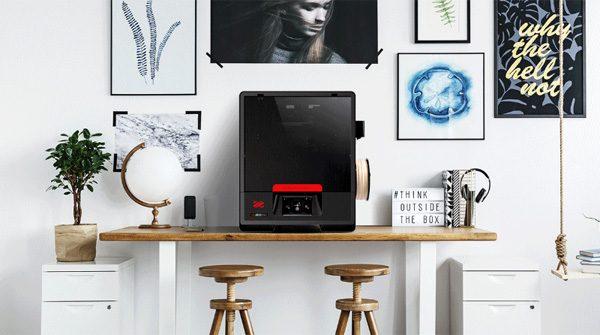 Da Vinci Mini: een 3D-printer die in kleur afdrukt