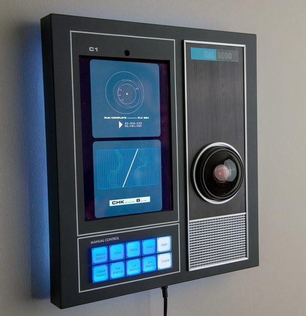 Prachtige HAL-9000 speaker zal je waarschijnlijk niet vermoorden