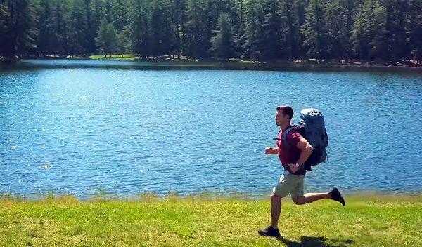 HoverGlide: een rugzak die zweeft, zodat jij meer kunt dragen