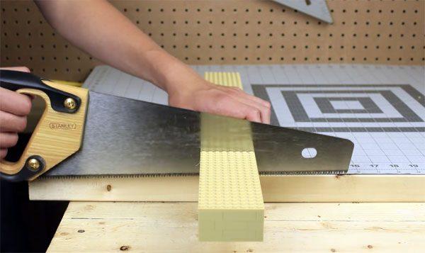 Met LEGO en stop-motion blijk je te kunnen klussen