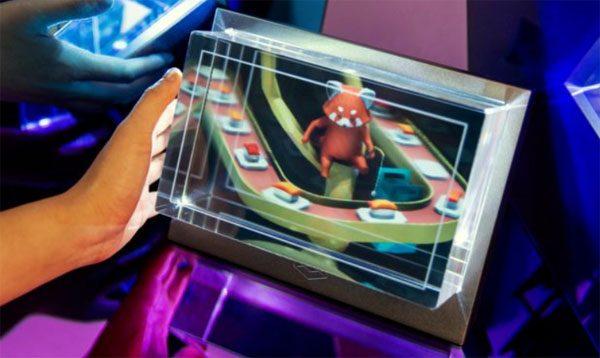 Looking Glass: een holografisch 3D-display