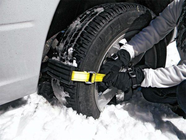 Trac Grabber: voor als je auto vastzit in de modder of sneeuw