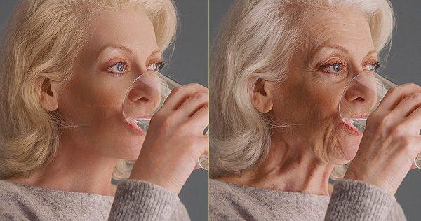 Hoe visual effects een vrouw kunnen transformeren