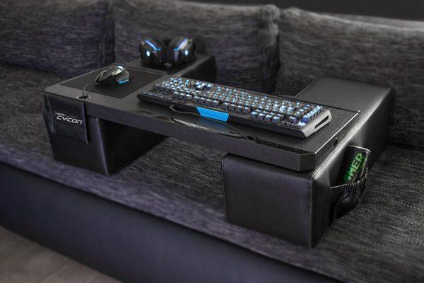 Couchmaster: perfect voor de bankzittende gamer