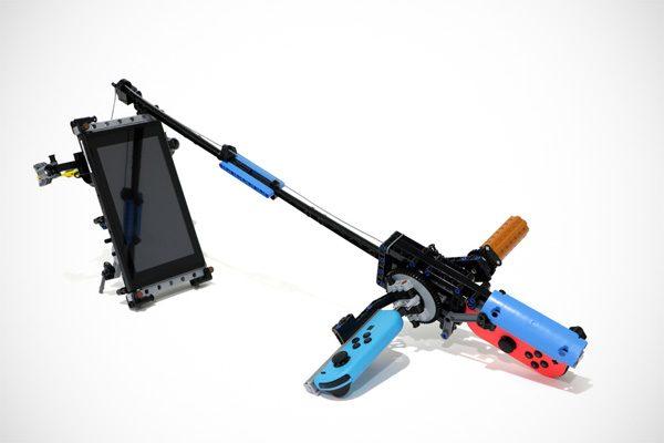 Lego en Nintendo Labo blijken uitstekend samen te gaan