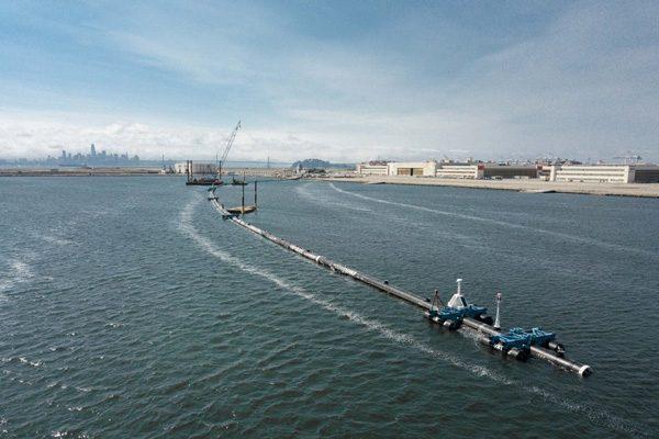Deze week gaat Ocean Cleanup voor het eerst op plasticjacht