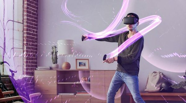 Oculus Quest: een stand-alone VR-bril
