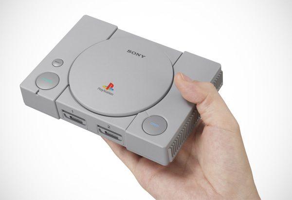 PlayStation Classic: een mini-variant van de eerste PlayStation