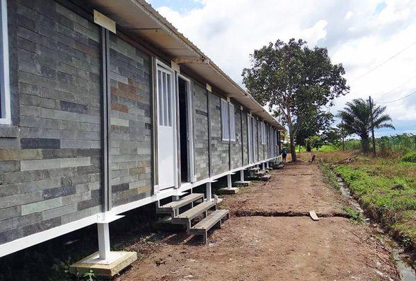 Dit Colombiaanse bedrijf bouwt nieuwe huizen van gerecycled plastic