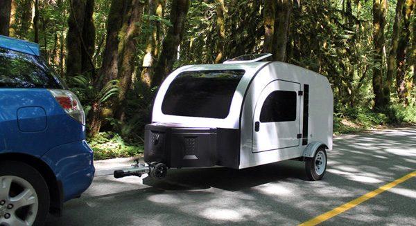 Droplet: de perfecte lichtgewicht caravan