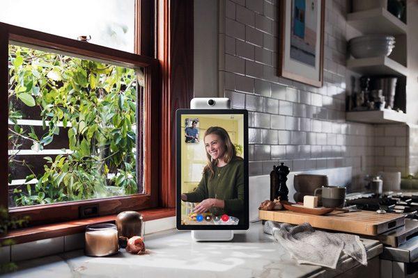 Facebook Portal: een slim display om mee te videobellen
