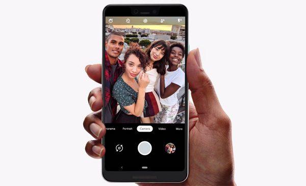 Google lanceert Pixel 3 en Pixel 3 XL