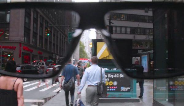 IRL Glasses: blokkeer de beeldschermen in jouw buurt
