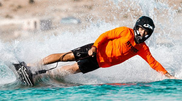 JetSurf Race: gemotoriseerde surfplank laat je vliegen over het water