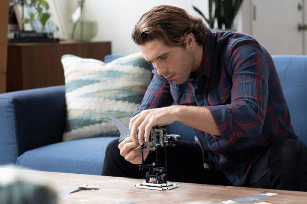 Lego Forma: Lego, maar dan voor volwassenen