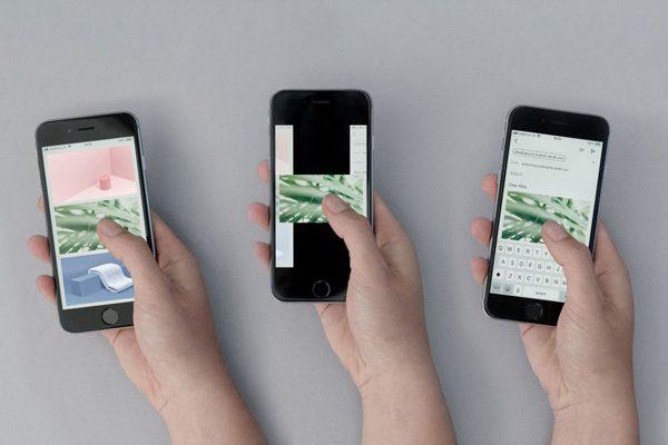 Magic UX: multitasking op je smartphone zoals in de echte wereld