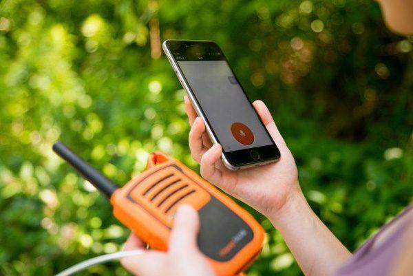 PowerTalkie: maak contact in gebieden zonder bereik