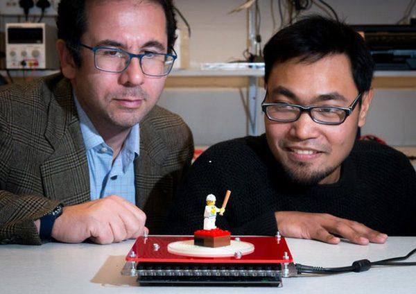 SoundBender: ultrageluid ombuigen om objecten te laten zweven