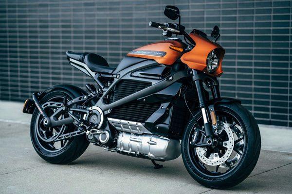 Dit is de eerste volledig elektrische Harley-Davidson