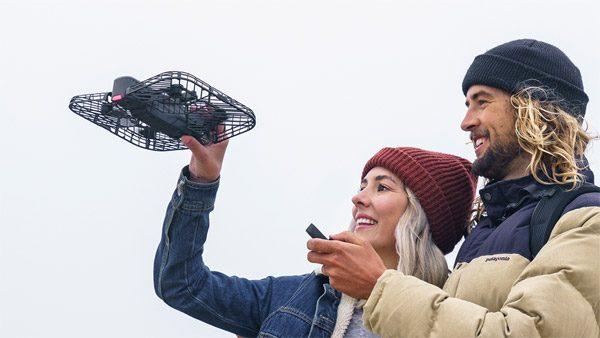 Nieuwe selfie-drone is enorme hit op Kickstarter