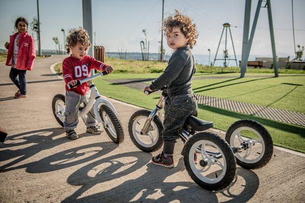 MonkeyCycle: de fiets die meegroeit met je kind