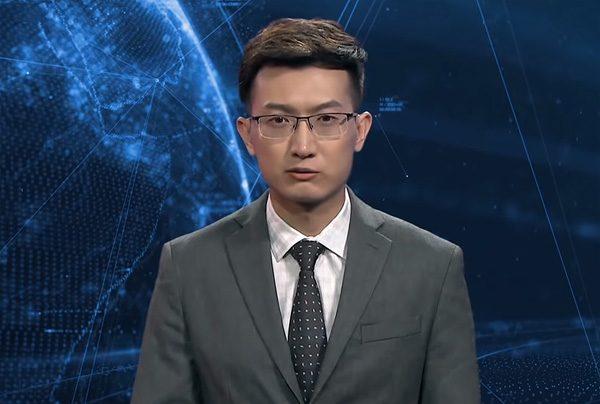 In China gebruikt men nu kunstmatige nieuwslezers