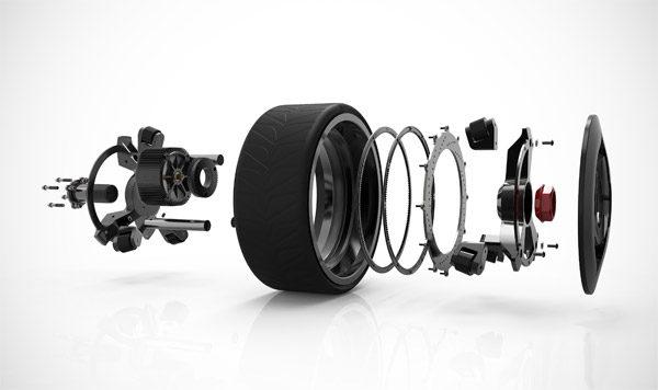 Orbis: een wiel dat iedere auto hybride maakt