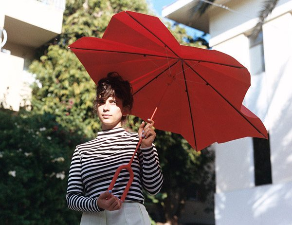 Immortal Umbrella: de paraplu die niet stuk te krijgen is