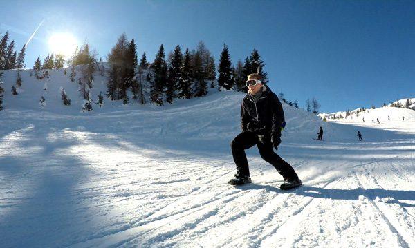 Snowfeet: schaatsen voor op de sneeuw