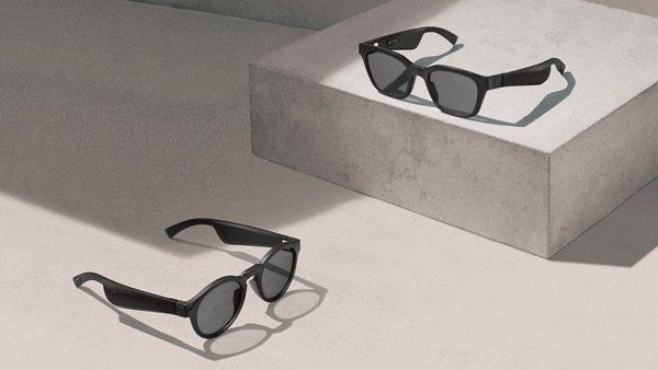 Bose Frames: een zonnebril met ingebouwde speakers