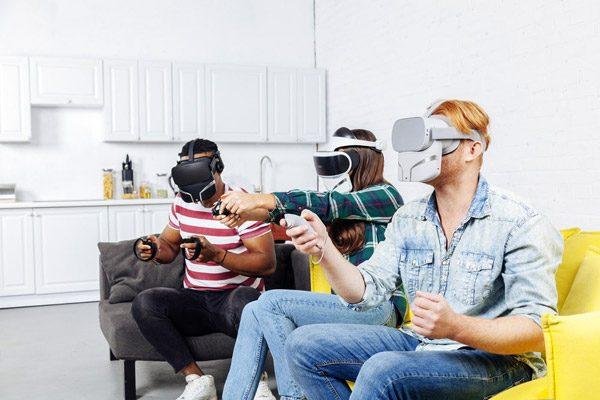 Feelreal: een apparaat dat je laat ruiken in virtual reality