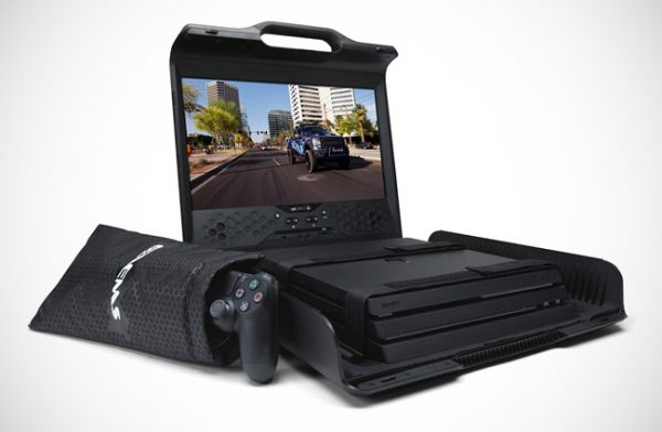 Gaems Sentinel: neem je PS4 of Xbox One mee