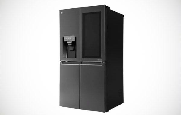LG InstaView: een koelkast met een deur die transparant kan worden