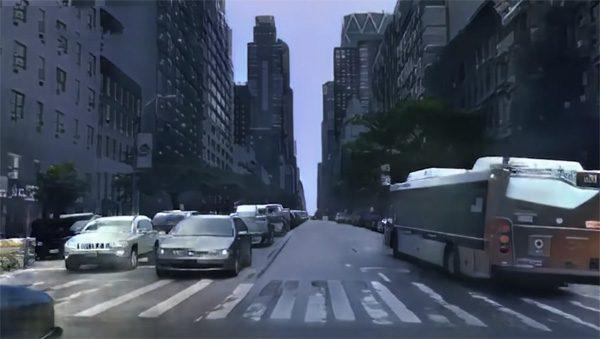Kunstmatige intelligentie maakt virtuele representatie van echte wereld