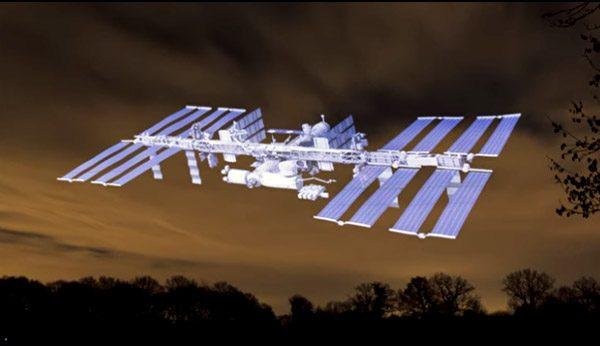 Zo teken je objecten in de lucht met LEDs en een drone