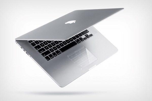 Nums: een sticker die je laptop van een numpad voorziet